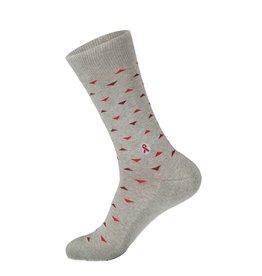 Conscious Step Socks that Treat HIV