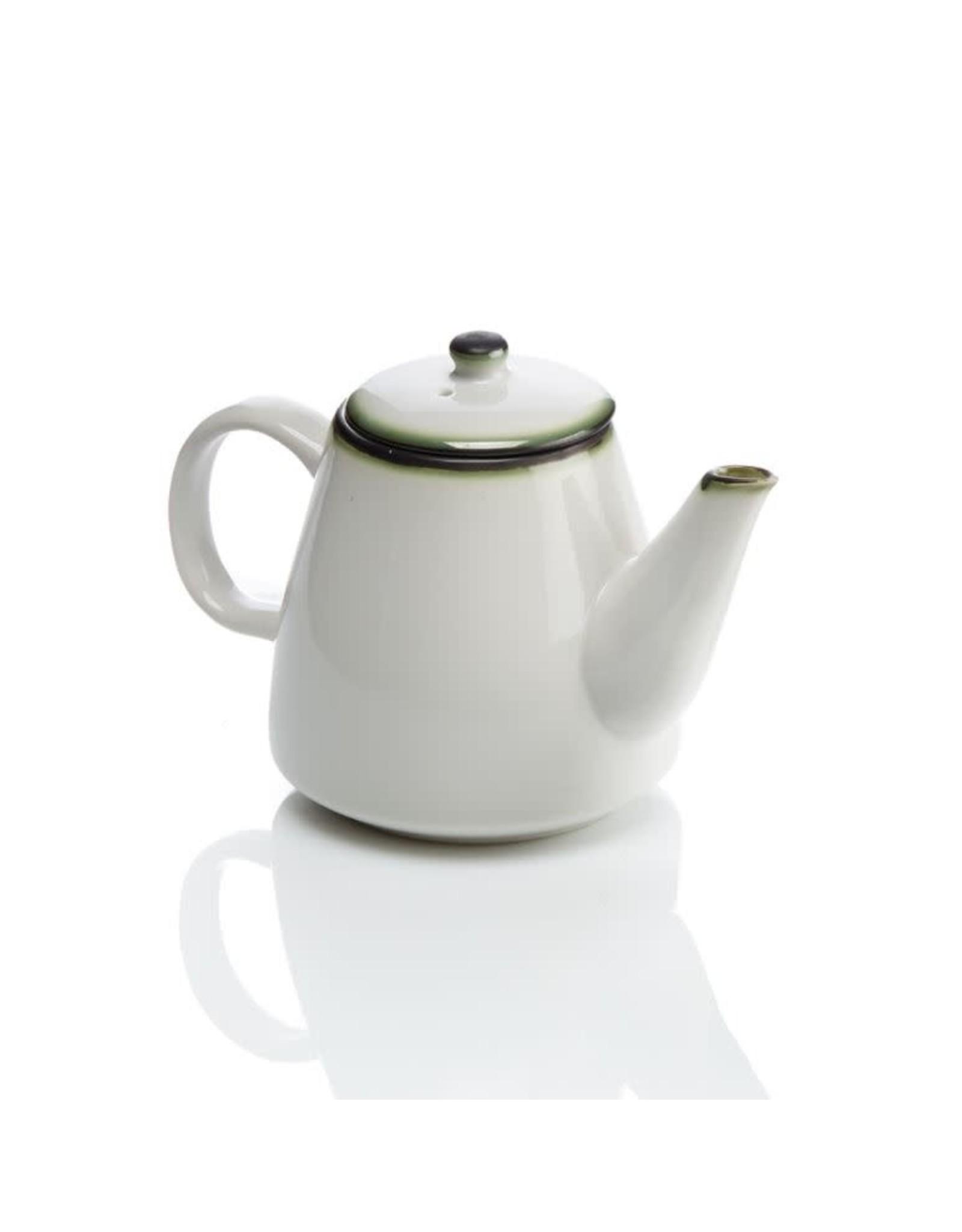 SERRV Modern Line Tea Infuser Pot, Vietnam