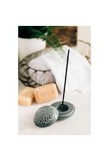 TTV USA Stone Incense and Candleholder, India