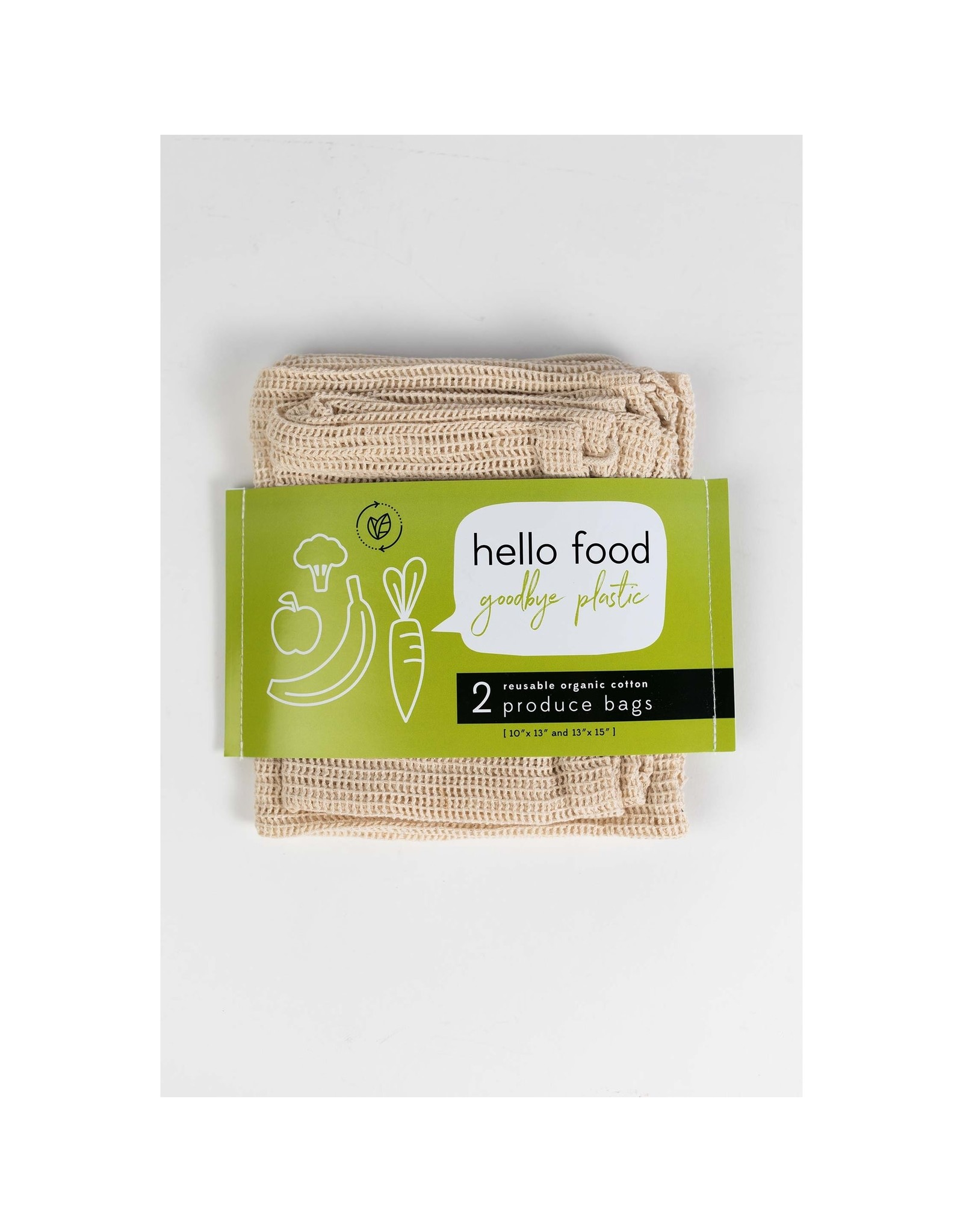 TTV USA Organic Cotton Reusable Bags, India