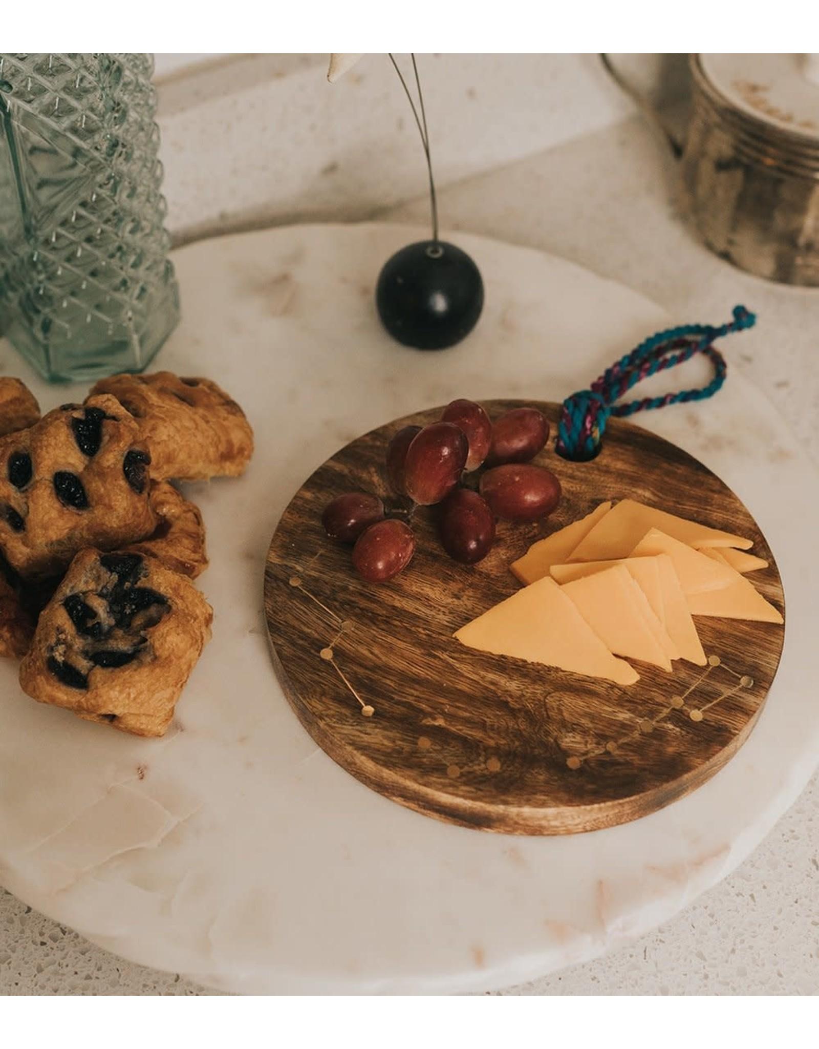 Matr Boomie Jyotisha Cheese Plank. India