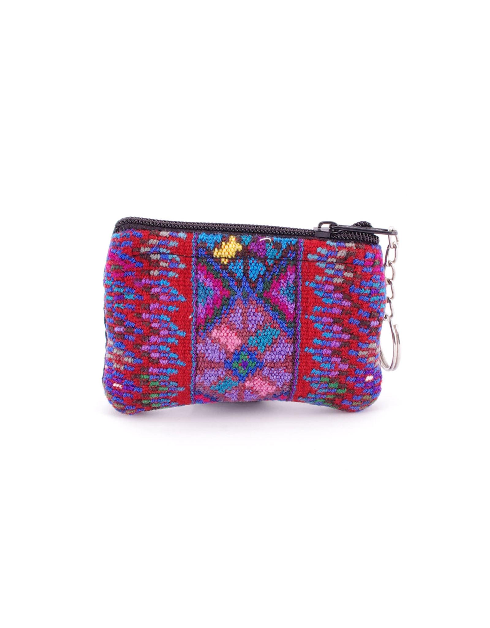 Lucia's Imports Huipile Keychain, assorted, Guatemala