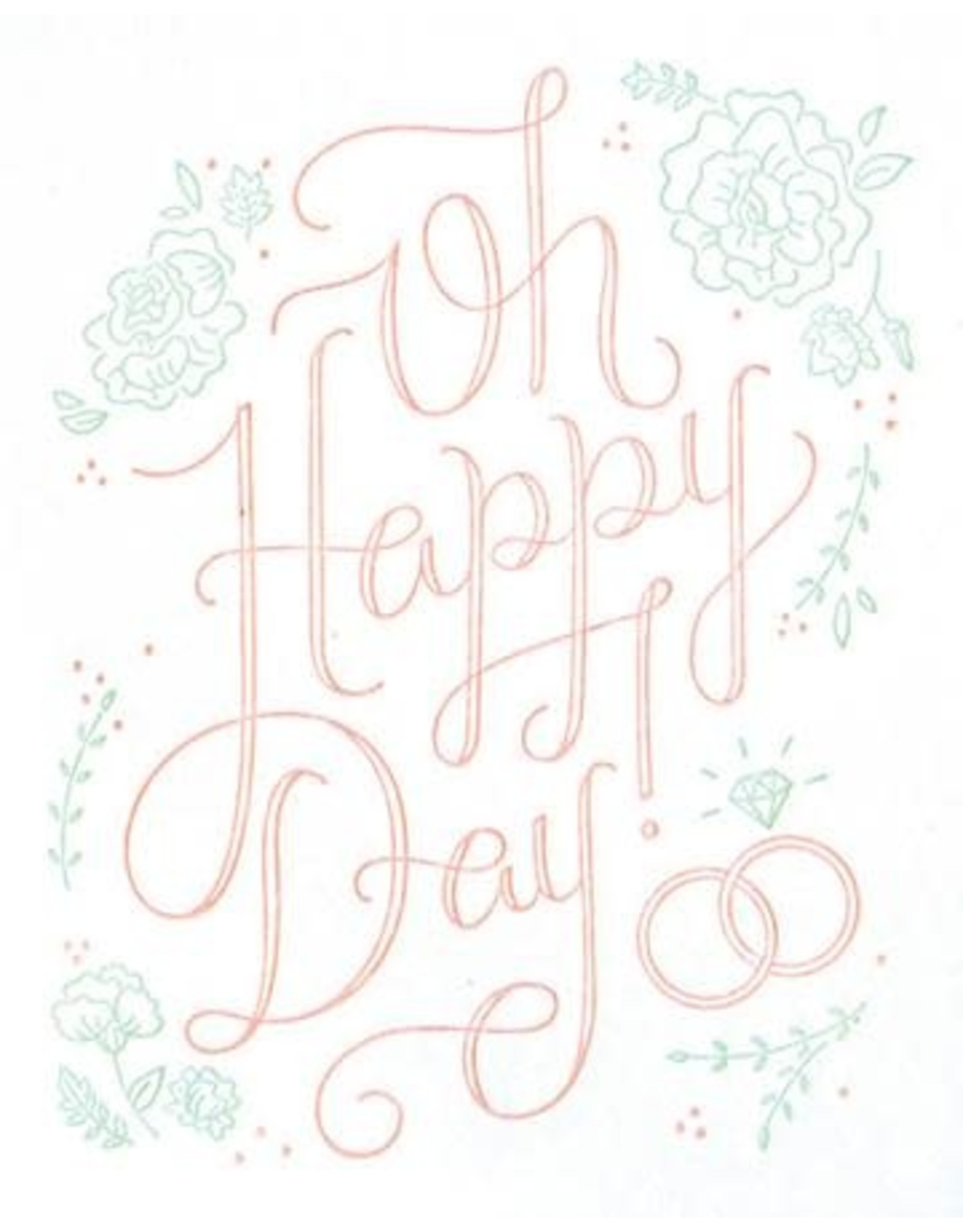 Good Paper Oh Happy Day Card, Phillippines