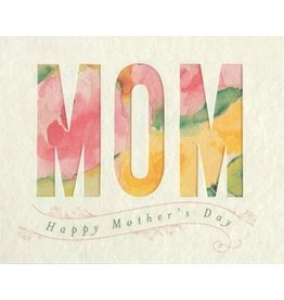 Good Paper Watercolour Mothers' Day Card, Phillippines