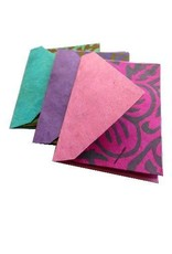 Ganesh Himal Lotka Paper Greeting Card Set of 10, Nepal