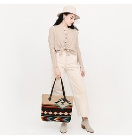 MZ Great Plains Tote, Mexico