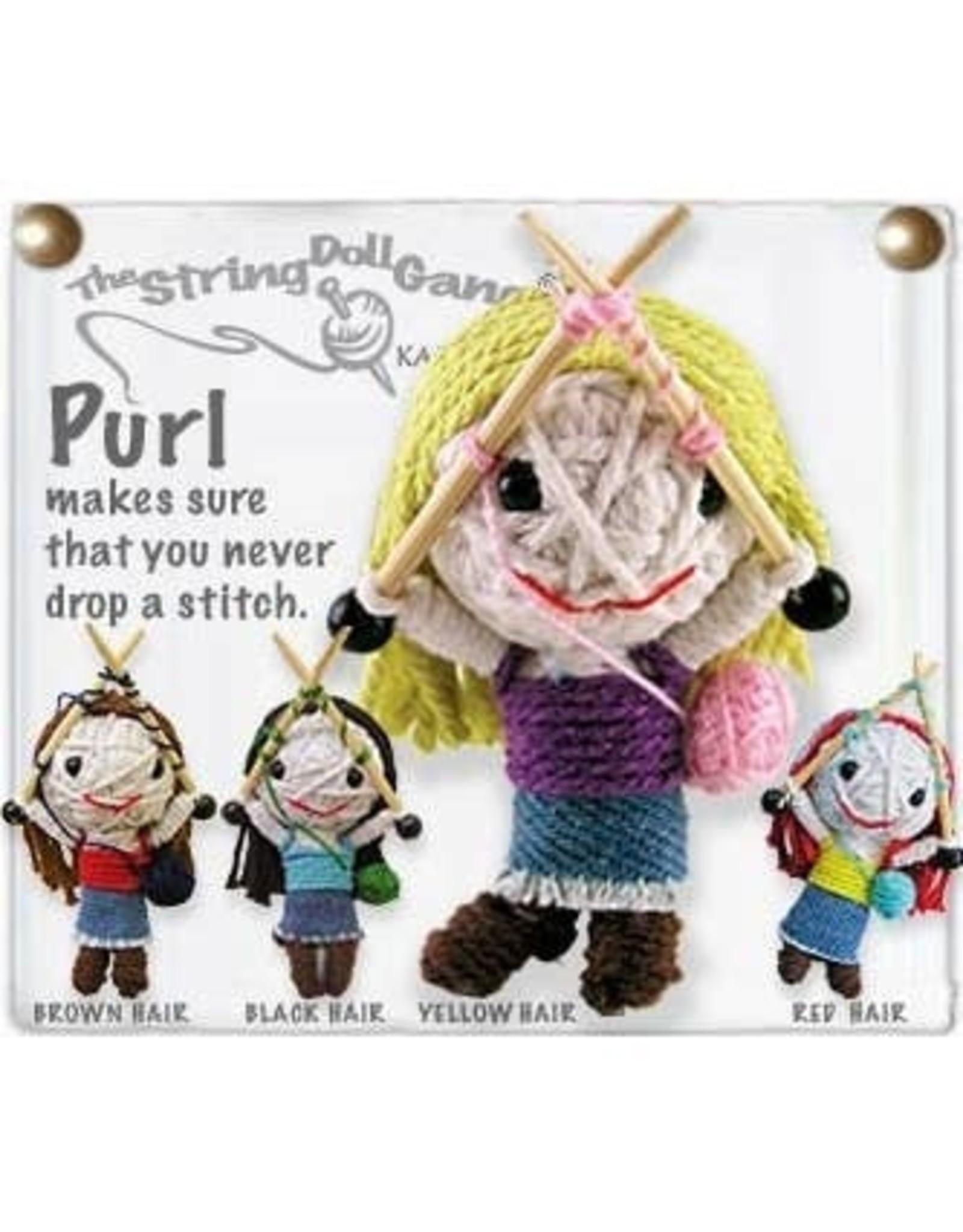Kamibashi Kamibashi String Dolls