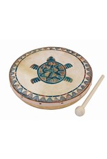 Jamtown Turtle Frame Drum, Indonesia