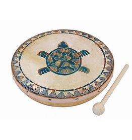 Jamtown Turtle Frame Drum, Indonesia