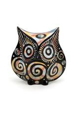 Minga Chulucanas Pottery Animal Sculpture, Assorted, Peru.
