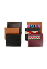 Leather Bifold Wallet, Ecuador