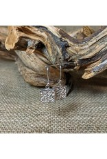 Ten Thousand Villages Balanced Filigree Earrings