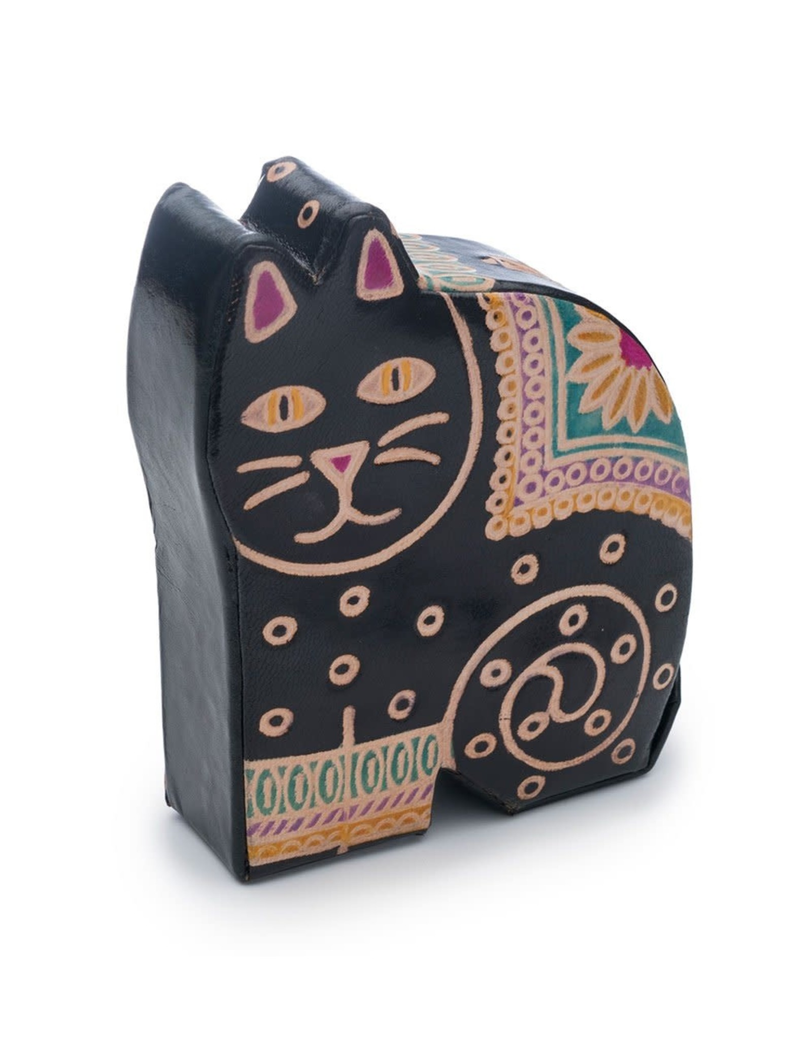 Matr Boomie Leather Kitty Bank, India