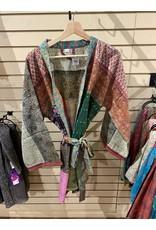 Ten Thousand Villages Zen Garden Kimono (S-M)