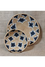 "Soko Home 7"" / 18 cm Akaneri Bowl, Black Diamonds, Rwanda"