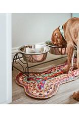 Matr Boomie Chindi Blend Dog Rug, India