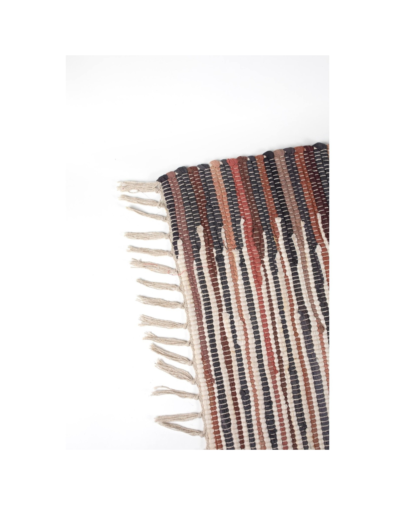 TTV USA Sunset Woven Rug, India
