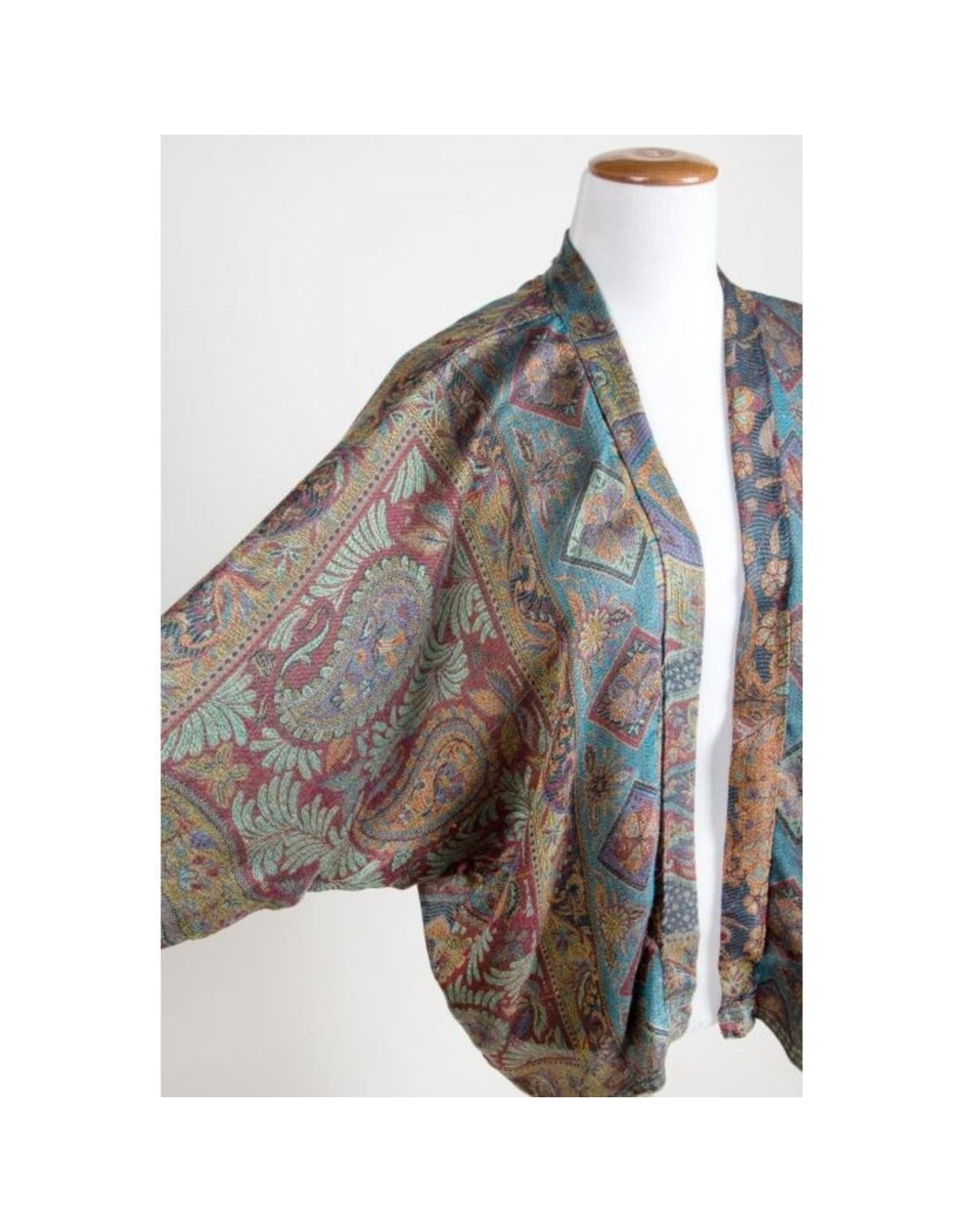 TTV USA Modern Journey Kimono, India