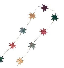 TTV USA Multicolour Star Garland, Bangladesh