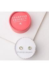 Starfish Project Lora Light Blue earrings, China