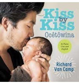 Ingram Kiss by Kiss / Ocêtôwina: A Counting Book for Families