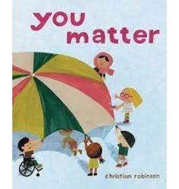Ingram You Matter, by Christian Robinson