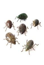 Swahili Wholesale Stone & Wire Beetles, Assorted, Zimbabwe