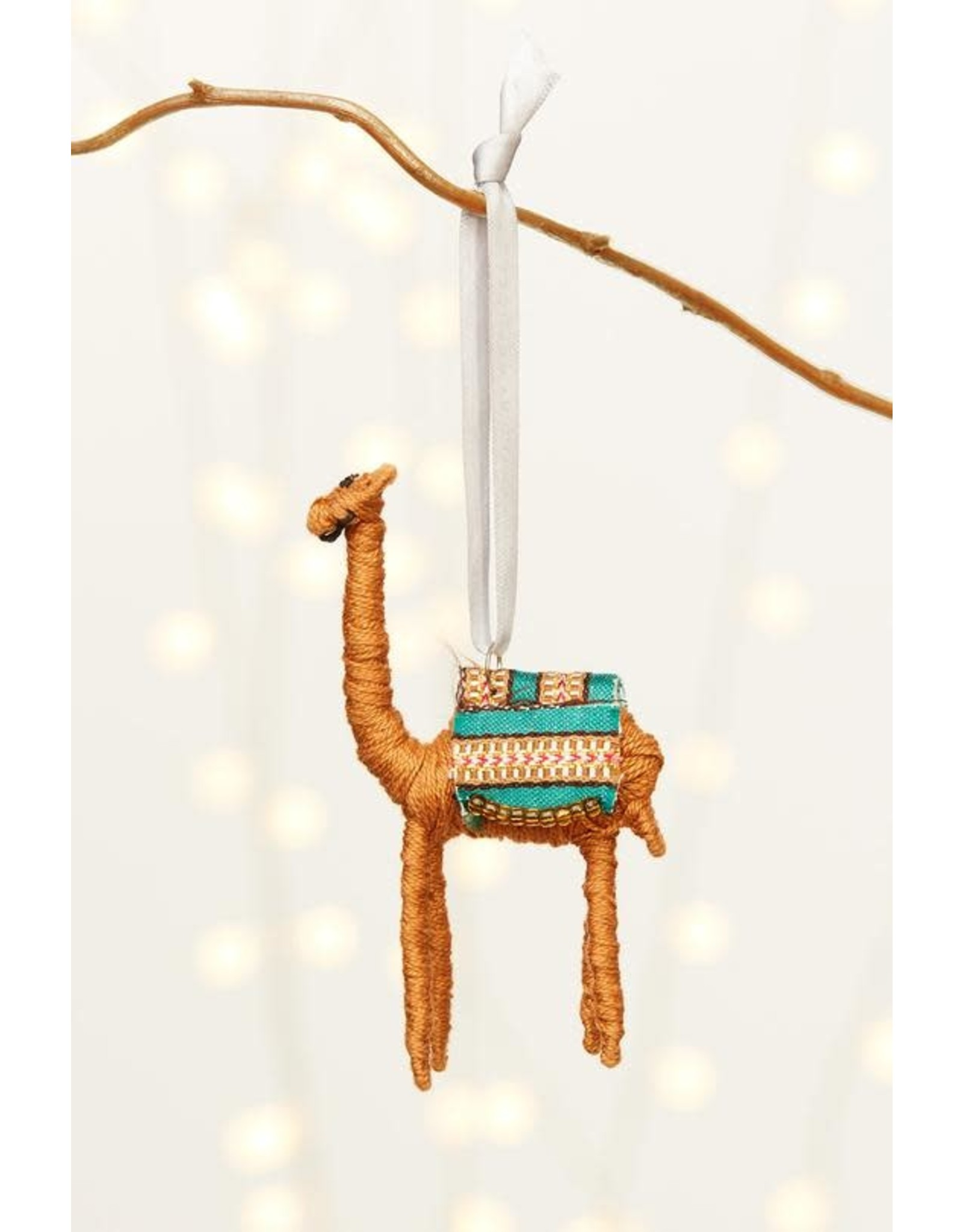 Swahili Wholesale MADE51  Proud Camel Ornament, Jordan