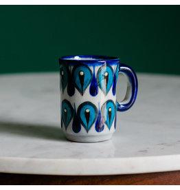 Lucia's Imports San Antonio Palopo Espresso Cup, assorted, Guatemala