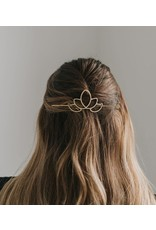 Matr Boomie Kairavini Lotus Hair Pin, India