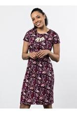 Bella Dress, Fuschia. India