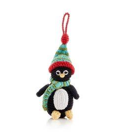 Pebble Penguin Ornament, Bangladesh