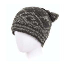 Lost Horizons Squamish Knit Hat, Woodland. Nepal.