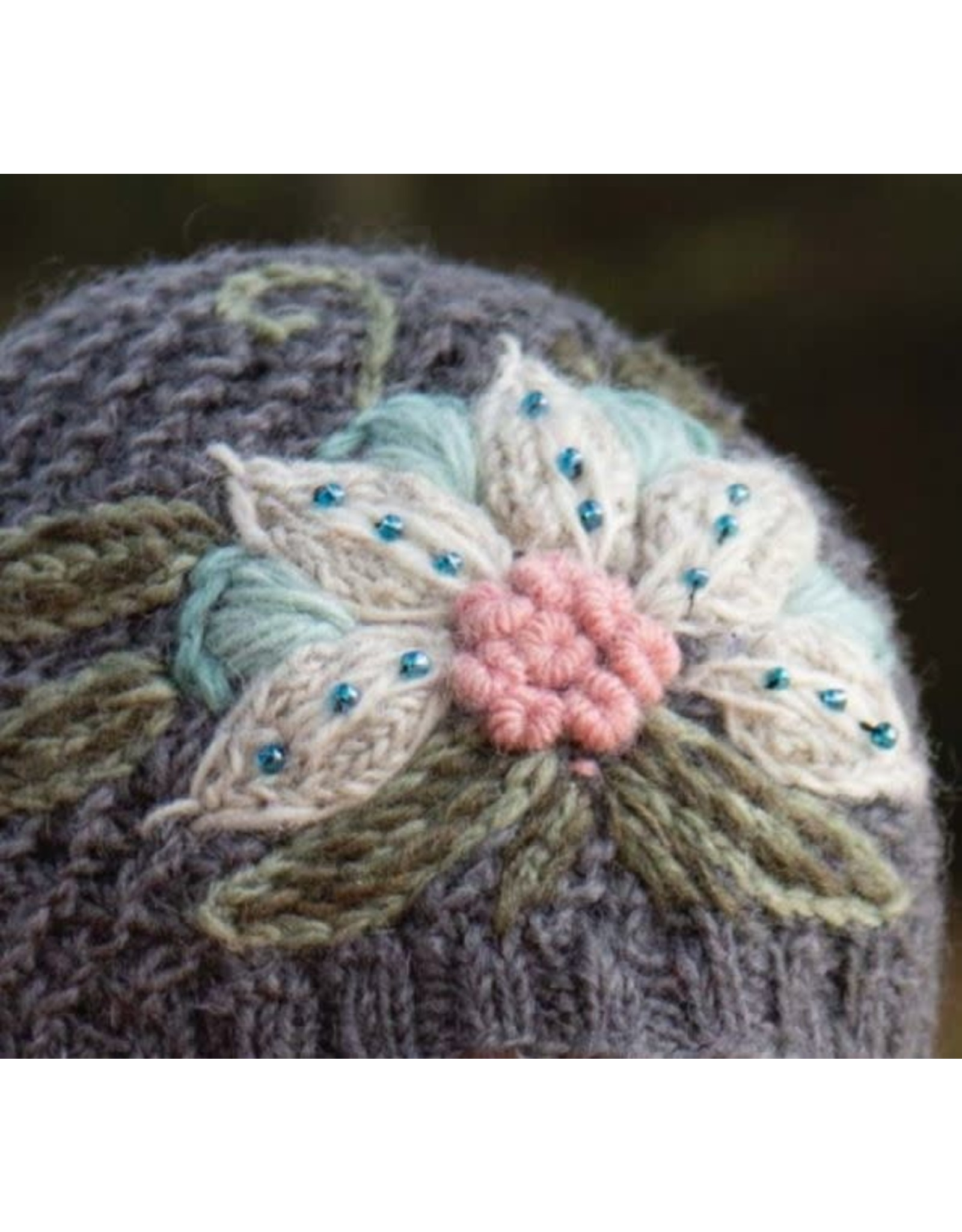 Lost Horizons Naomi Knit Hat, Nepal.