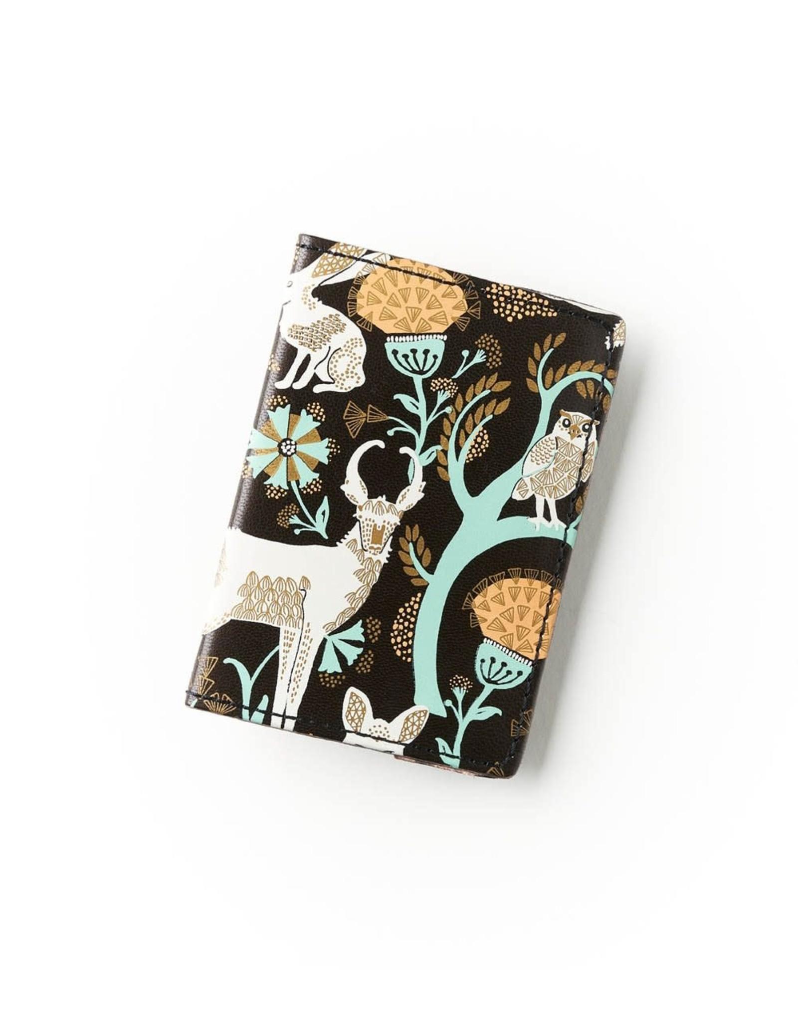 Matr Boomie Fauna Leather Passport Cover, India.