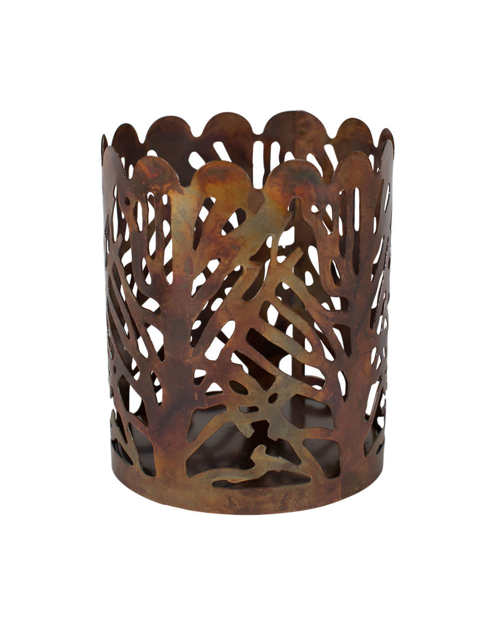 TTV USA Forest Candle Holder, India