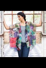 Matr Boomie Lucia Sari Kimono, India
