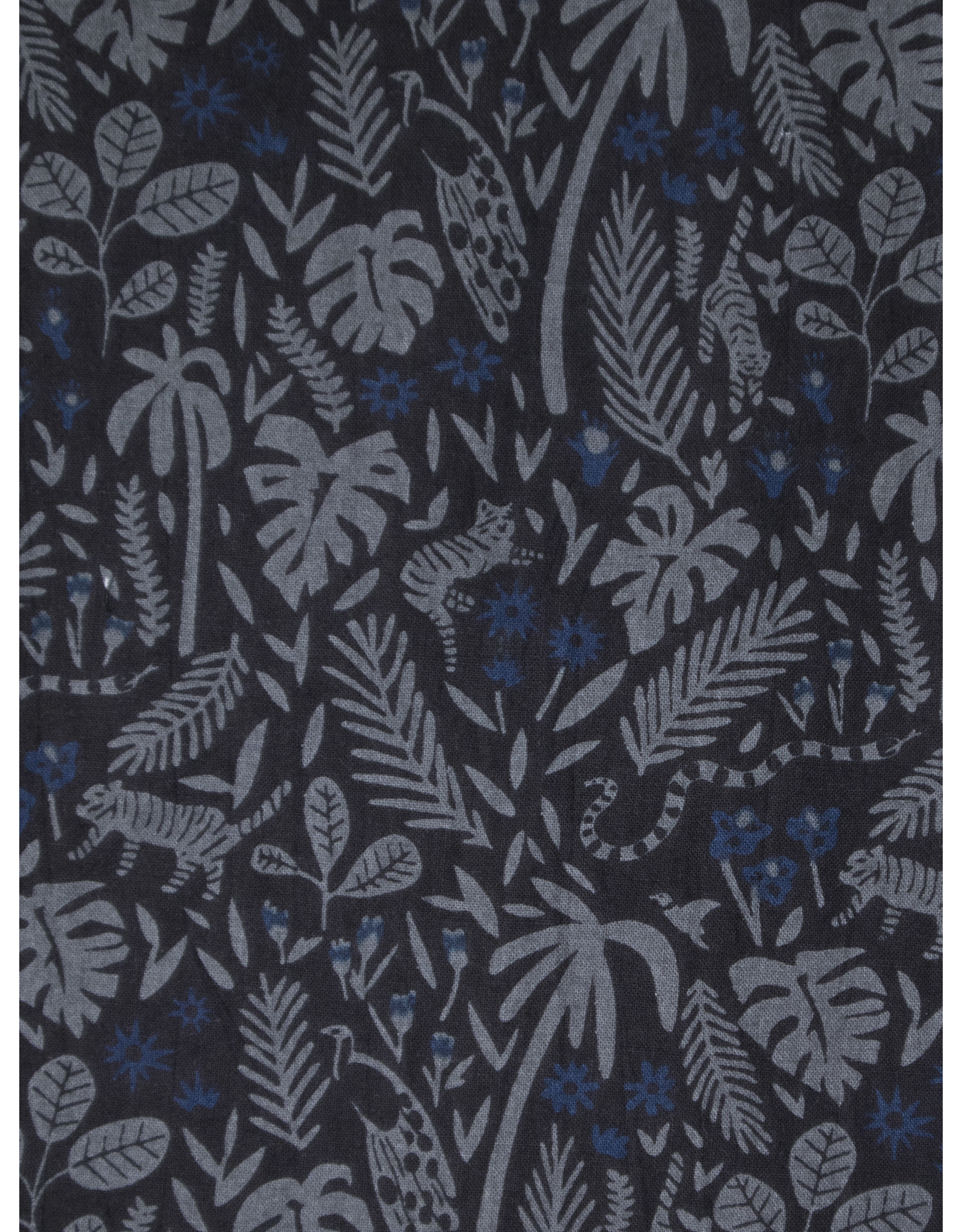 Marnie Dress in Midnight Jungle. India