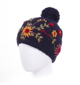 Lost Horizons Olivia Knit Hat, Nepal.