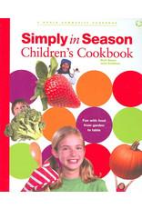 Ingram Simply In Season Children's Cookbook: A World Community Cookbook