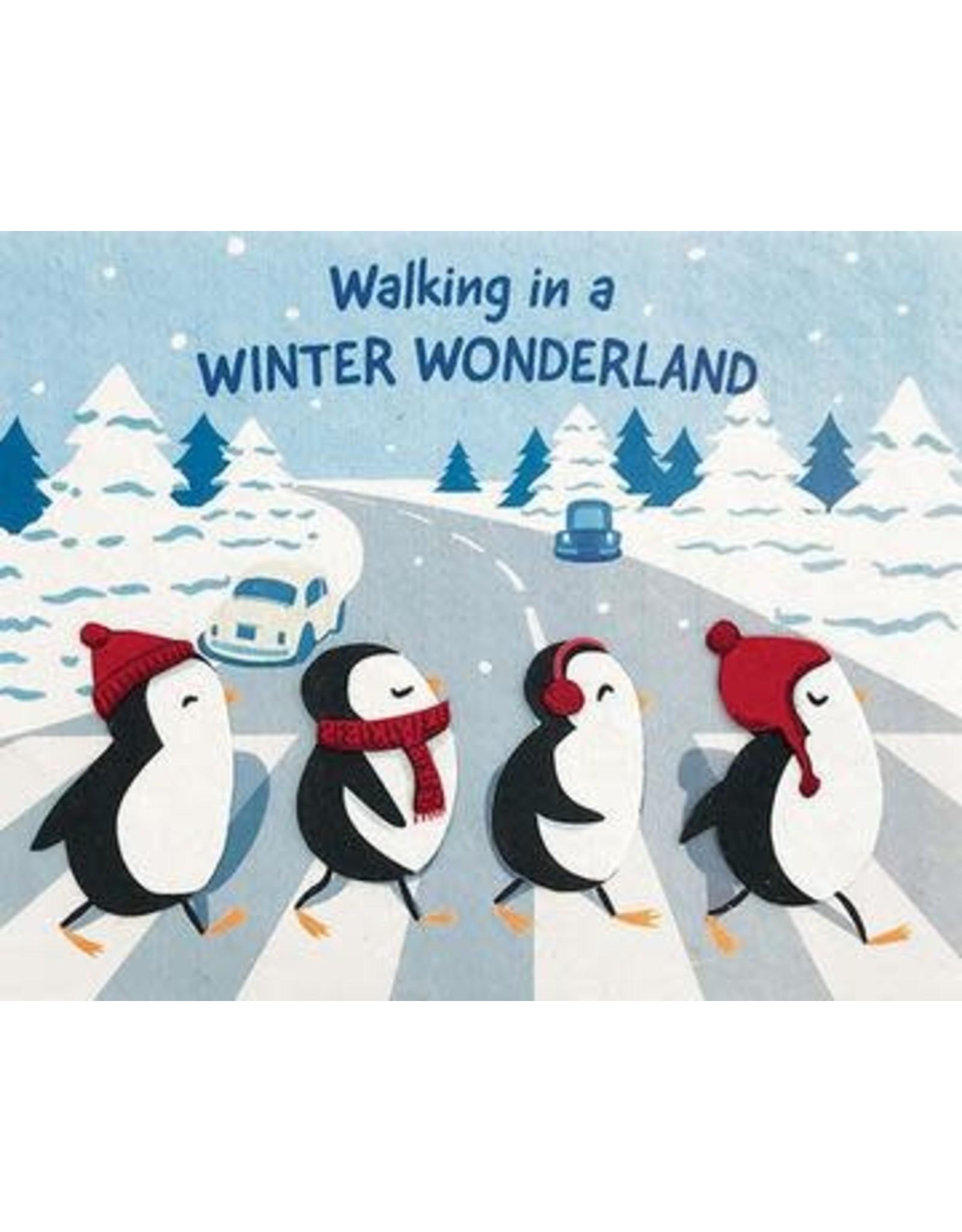 Good Paper Winter Wonderland Greeting Card, Philippines