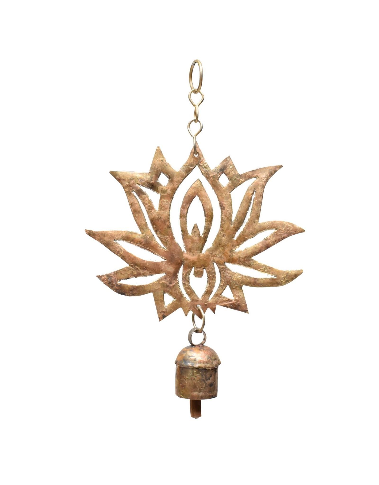 Mira Fair Trade Lotus Chime, India
