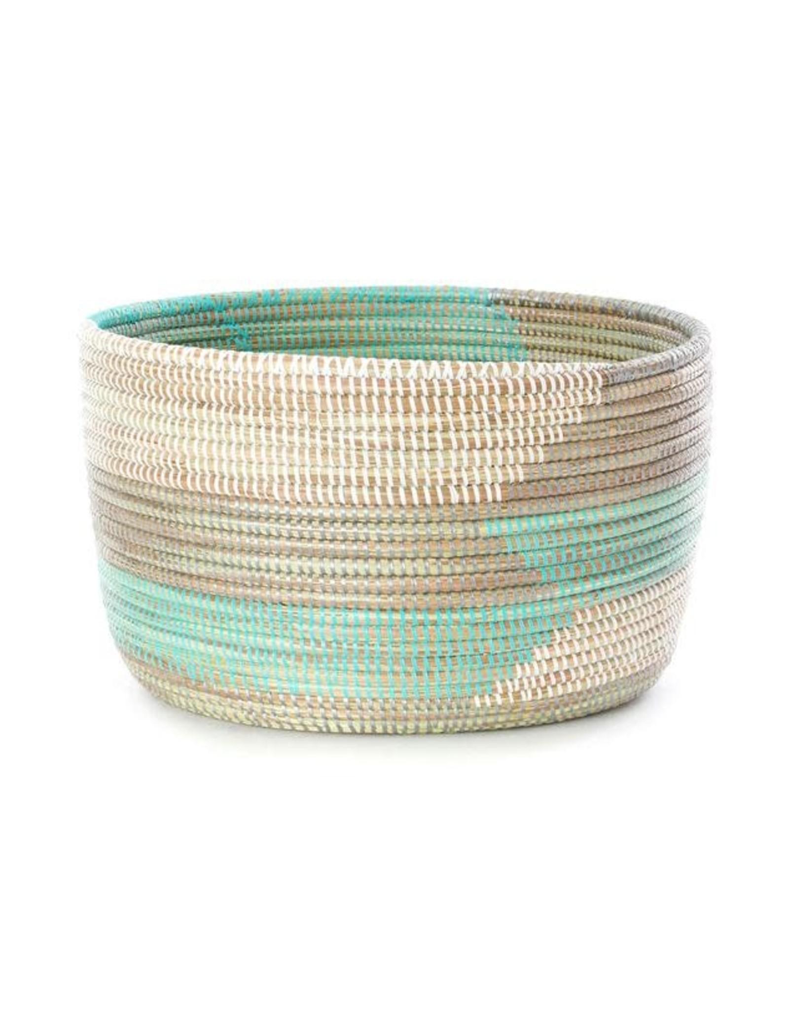 Swahili Wholesale Knitting Basket, Senegal