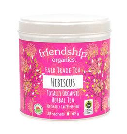 Friendship Organics Friendship Organics Hibiscus Herbal Tea Tin