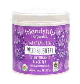 Friendship Organics Friendship Organics Wild Blueberry Black Tea Tin