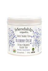 Friendship Organics Friendship Organics Blueberry Decaf Black Tea Tin
