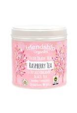 Friendship Organics Friendship Organics Raspberry Black Tea Tin