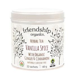 Friendship Organics Friendship Organics Vanilla Spice Herbal Tea Tin
