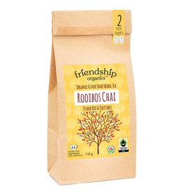 Friendship Organics Friendship Organics Rooibos Chai Herbal Tea Twin Pack