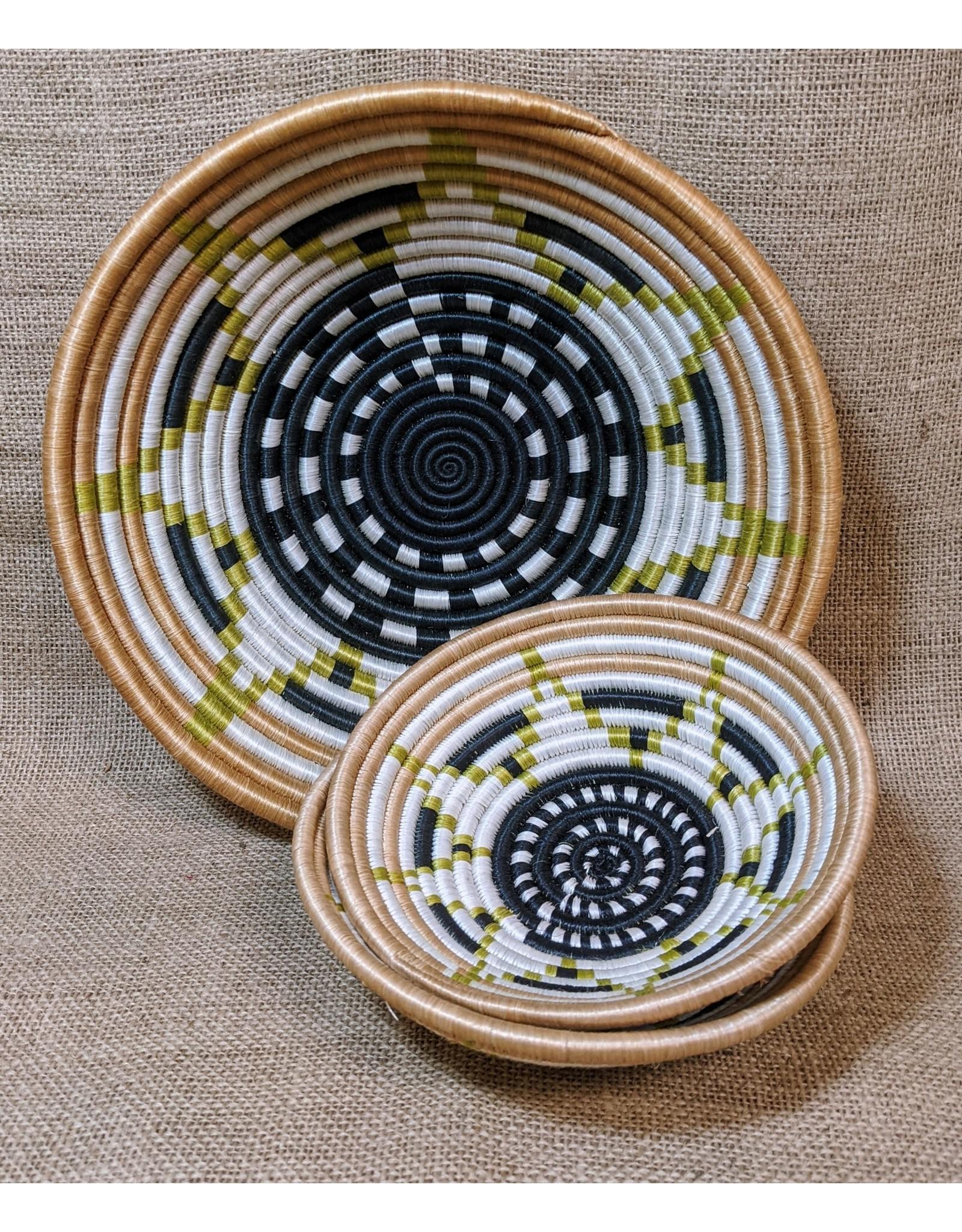 Soko Home Boutique Vestine Green Bowl